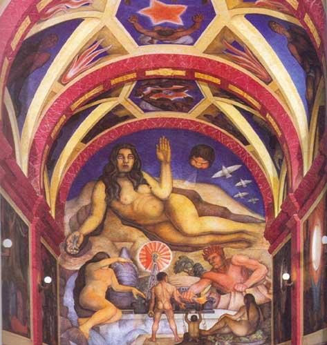 Discurso visual arte p blico mural espacio pol tico for Arte mural en mexico